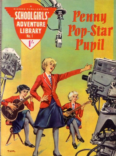 Penny Pop Star Pupil
