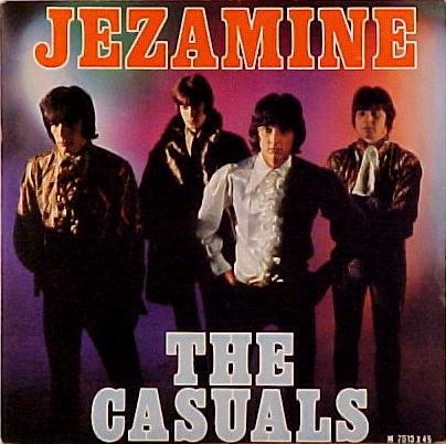 Casuals Jesamine single