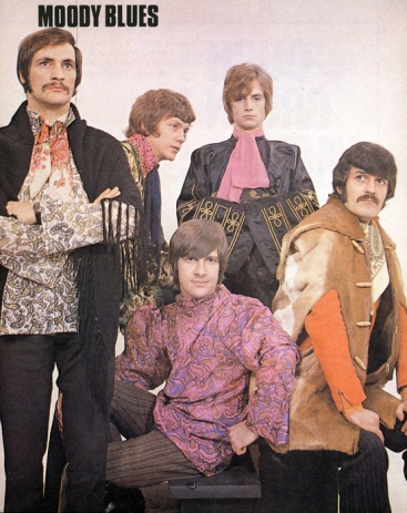 Moody Blues 1967