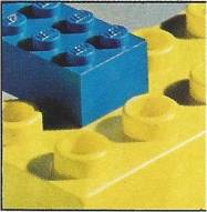 Growing up with Lego